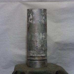 5″ inert rocket projectile end. Assorted length bodies