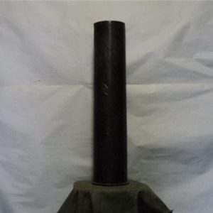5″ Mark 5 BBCO-1943 Lot#509, US anchor LM Fired brass case, Needs polishing 26″ long
