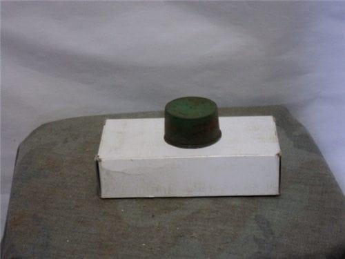 152MM plastic fuse threaded protector cap, 10 caps per order (also fits 155MM, 175MM, 3″)