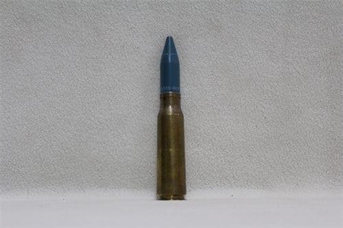 20mm Vulcan brass case, tp ammo, percussion primed, reloads, Price Each