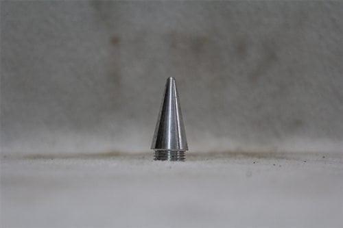 20mm Vulcan solid aluminum threaded inert nose fuse, Price each