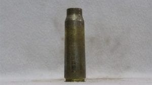 20mm Vulcan fired brass cases, not polished, Price Each