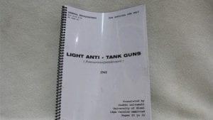 20mm Lahti anti tank gun manual, Price Each