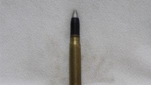 20mm M21A1 (Hispano?)brass case dummy rounds, as-is, Price Each