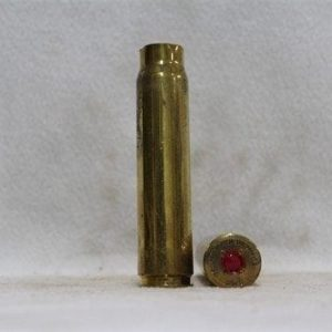 20mm M21A1 (Hispano?) primed brass cases, Price Each