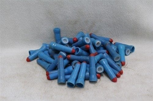 25mm tracer pellets (from top 1/3 of 50 caliber tracer training rounds), pack of 100