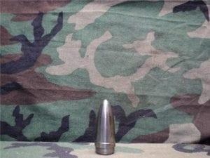 27MM Nato inert Projectile (not original)
