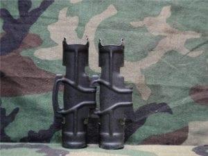 27MM Nato links. Marked DM-80, MFT A-02, 96