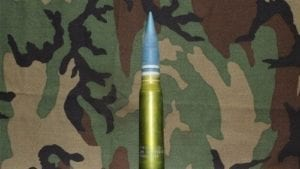 30mm Vulcan, GAU-8 Dummy Round with double plastic band, Price Each