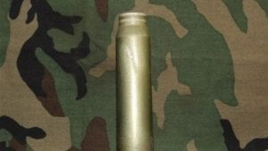 30mm Vulcan GAU-8 damaged aluminum cases, Price Each