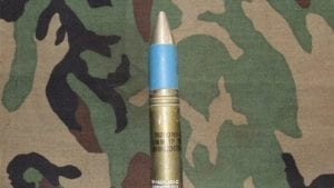 30mm Aden/Deffa live TP ammo, XM-788, Price Each
