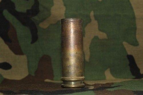 30mm Aden/Deffa fired brass case, Price Each