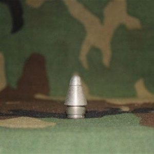 30mm inert projectile metal explosive disc, pack of 100