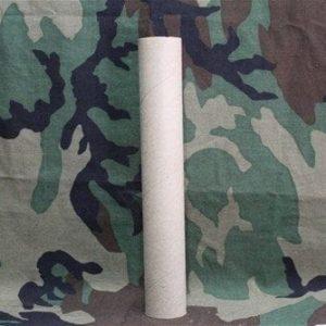 30mm Vulcan GAU-8 ammunition paper shipping tubes, Price Each