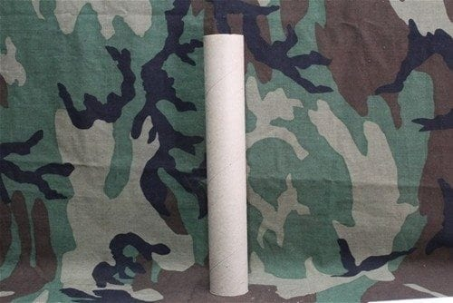 30mm Vulcan GAU-8 ammunition paper shipping tubes, Price Each