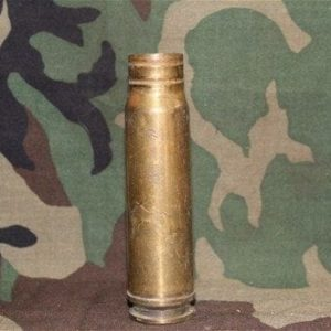 30mm Russian primed brass cases with removable primer, Price Each