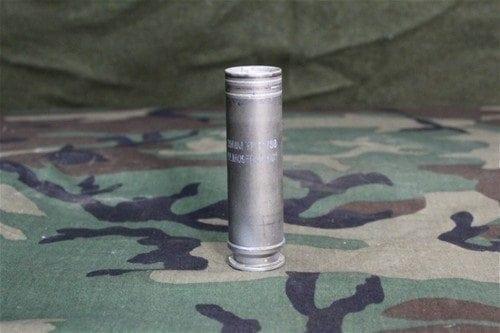 30MM Aden/Deffa Omce Fired Aluminum case. Price each