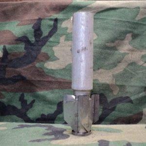 36mm pop flare fired rocket