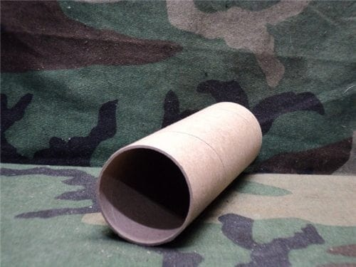 37mm Riot control empty paper tube shell
