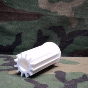37mm Plastic adapter for 12 gauge flare
