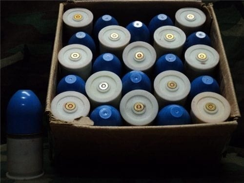 M79/203 – Target practice rounds without chalk. 25 rds.
