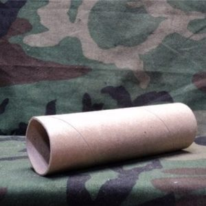 40mm round long cardboard tubes