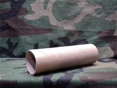 40mm round long cardboard tubes