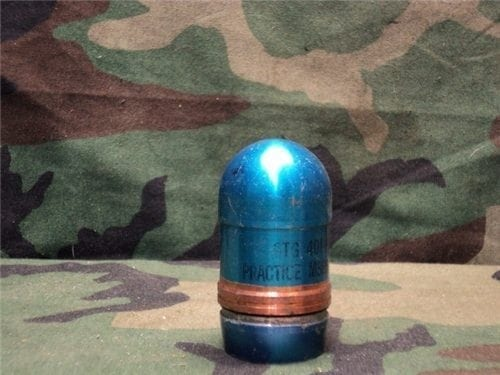 40mm Mark 19 magnesium projectile