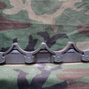 40mm L-60 Bofors four shot clip, solid center