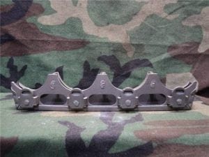 40mm L-60 Bofors four shot clip, open center