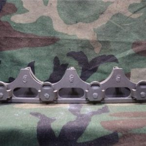 40mm L-60 Bofors four shot clip, open center
