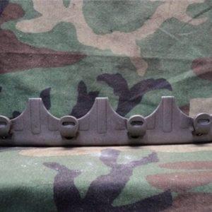 40mm L-60 Bofors four shot clip, single sided