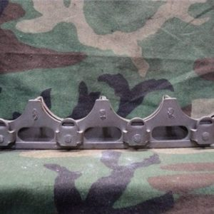 40mm L-60 Bofors four shot clip, Aluminum