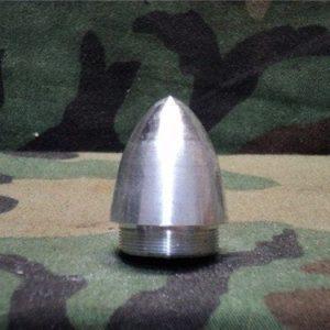 40mm L-70 Solid aluminum fuse
