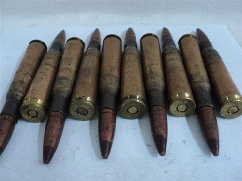 50 cal tracer ammo TW4. 10 round pack.