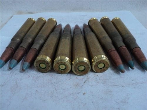 50 cal incendiary ammo HXP-73. 10 round pack.