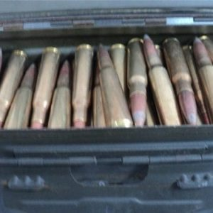 50 cal api ammo talon reloads. 54 Round pack.