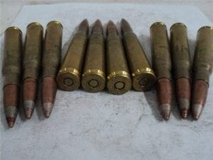 50 cal apit ammo HS-86. 10 round pack.