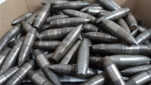 50 cal grade 1 AP cores. Sold as center punches or as shotgun AP rounds. 100 projectile pack. 100 projectile pack.
