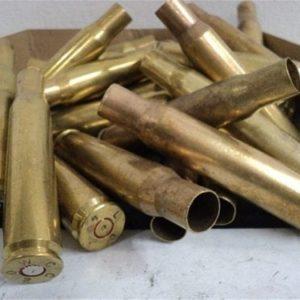 50 cal u.s fired brass case. Clean. 100 case pack.