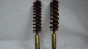 50 cal brass chamber brush. 3 brush pack.