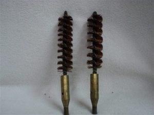 50 cal brass chamber brush. 3 brush pack.