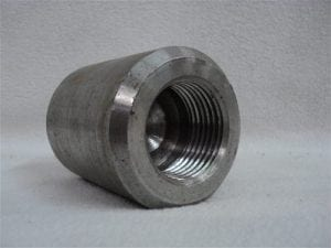 50 cal barrel chamber end cap. To make 50 caliber fuse type cannon.