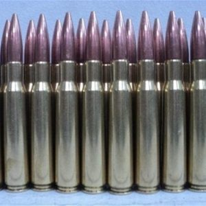50 Cal. Ball ammo, Clean TCCI reloads. 100 rounds pack.