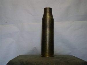57mm russian brass case