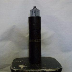 60mm mortar inert steel tail fins 3 sealed in factory paper 60mm mortar tube