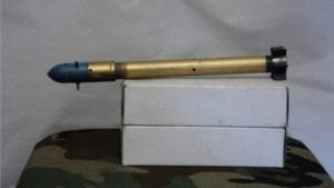 66mm law new (36mm) dummy sub caliber rocket