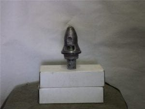 81 mm inert training model-small-nose fuse, practice type. (as-is condition)