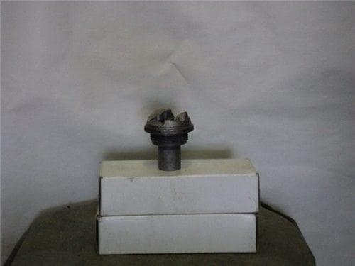 81 mm inert training model-small-nose fuse, practice type. Broke in half)