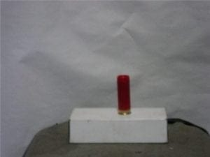 """81mm mortar launch cartridge marked """"cartridge, ignition M-3 for use in 81mm mortars only"""""""